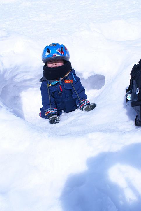 アルツ磐梯スキー場 4年ぶりのSnowboardにて