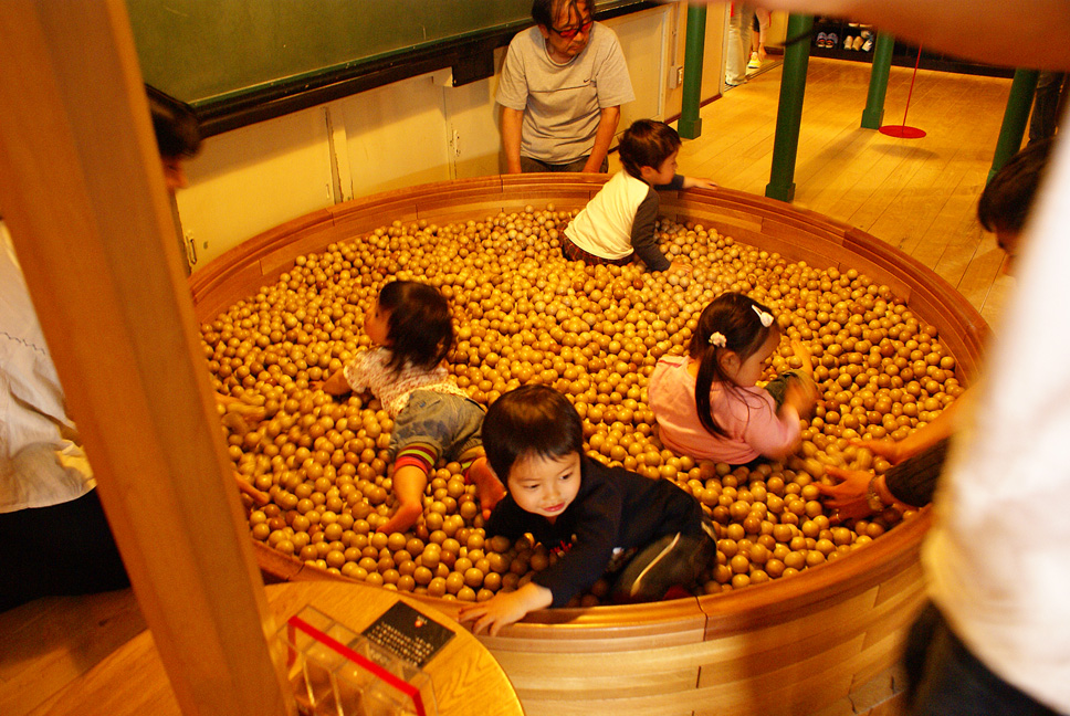 東京おもちゃ美術館 at 四谷ひろば G.W.