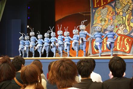3歳児と東京ディズニーランド ハロウィン2011