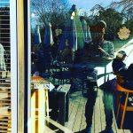 :・・木漏れ日のカフェ噂の花小鳥、自転車設置しましたランチのスープカレーがスパイシーでうまかったです。・・・#おしゃれカフェ #カフェランチ #手賀沼ライド #花小鳥 #winter #ロードバイク #くるくるまわす系 #ポタリング #ボッチライド #デローザのある風景 #自転車のある風景 #derosa #derosaavant #derosabikes #tokyophotographer #tokyophotography #japanphotography #myview #japan #nice #happy #fun