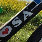 ・・江戸川沿いをポタリングしてきました。菜の花フィーバーでした春ですねぇ・・・#江戸川ライド #市川関所 #spring #ロードバイク #くるくるまわす系 #ポタリング #デローザのある風景 #自転車のある風景 #derosa #derosaavant #derosabikes #tokyophotographer #tokyophotography #japanphotography #myview #japan #nice #happy #fun