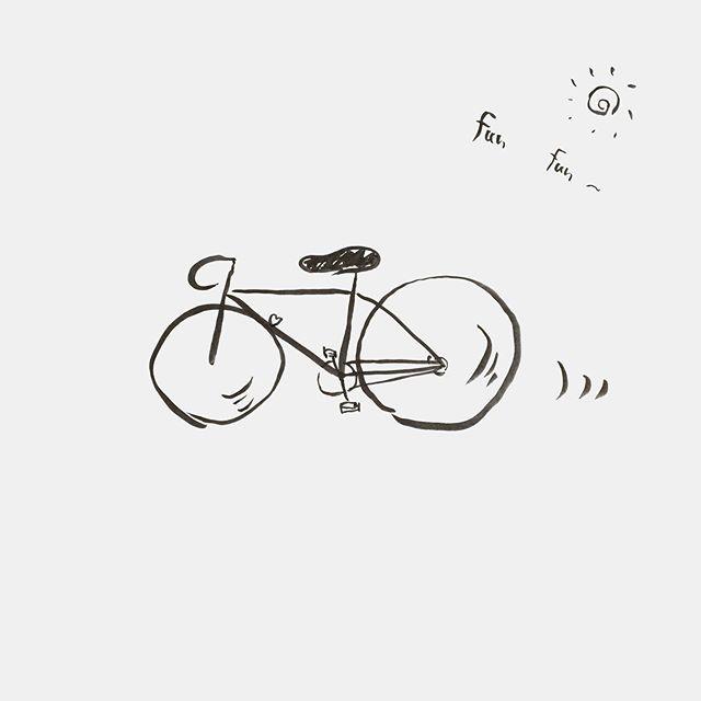 〜・・ポカポカでポタリたい・・#1分ラクガキ #ロードバイク #くるくるまわす系 #ポタリング #ポタライド #デローザのある風景 #自転車のある風景 #自転車好きな人と繋がりたい #derosa #derosaavant #derosabikes #tokyophotographer #tokyophotography #japanphotography #myview #japan #nice #happy #fun #